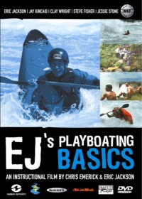 Eric Jackson's Playboating Basics