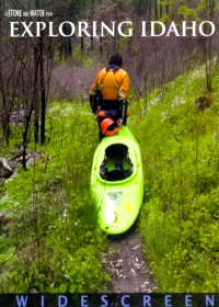 Exploring Idaho whitewater kayaking